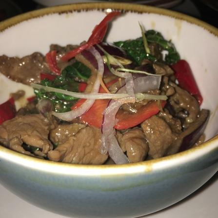 Shanwei Stir Fried Beef